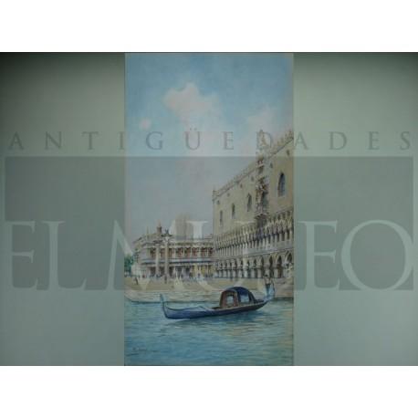 Rafael Senet - El palacio del Dux
