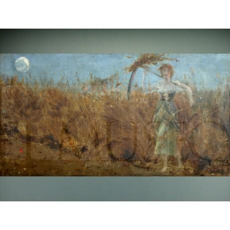 José Villegas - La cosecha del trigo