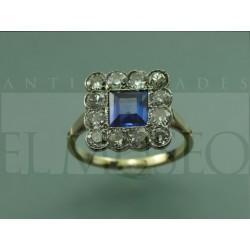 Precioso anillo eduardiano