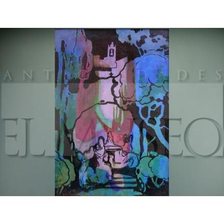 Gustavo Bacarisas - Colores e impresiones
