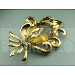 Magnificent 40's brooch