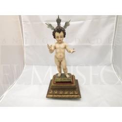 Niño Jesús montañesino s. XX